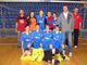 Galeria Eliminacje Mistrzostw Polski w halowej piłce nożnej dziewcząt 20.11.2010