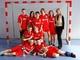 Galeria Turniej Żeńskiej Piłki Nożnej dla uczczenia Międzynarodowego Dnia Kobiet 08.03.2011