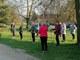 Galeria Przybywa amatorów nordic walking